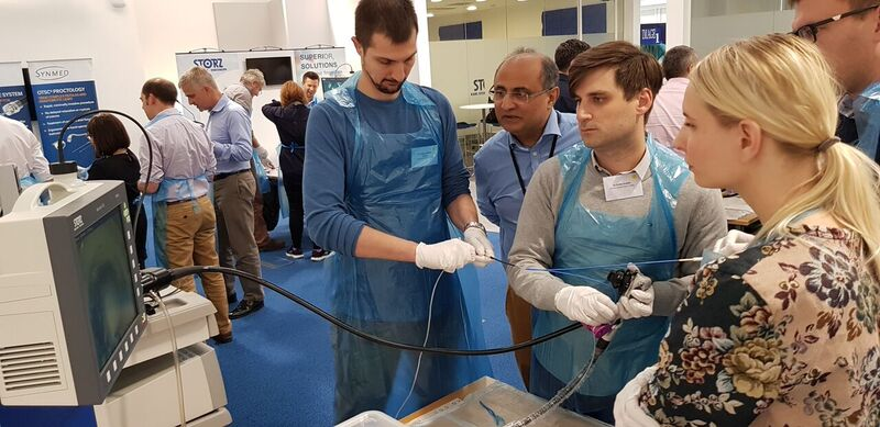 5th Uk Training Days For Ovesco Full Thickness Resection