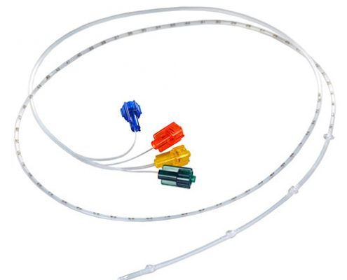 Air Charged Catheters