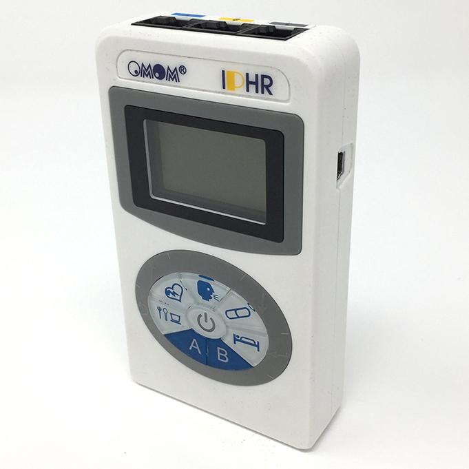 omon-impedance-pH-recorder frontWEB